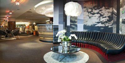 Cinzia Lisi lounge aereoportuali
