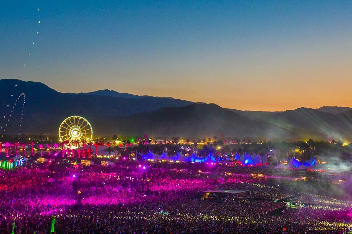 Coachella festival California