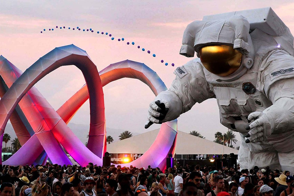 Coachella festival California