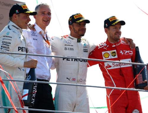 Monza e Ferrari: l'eccellenza italiana