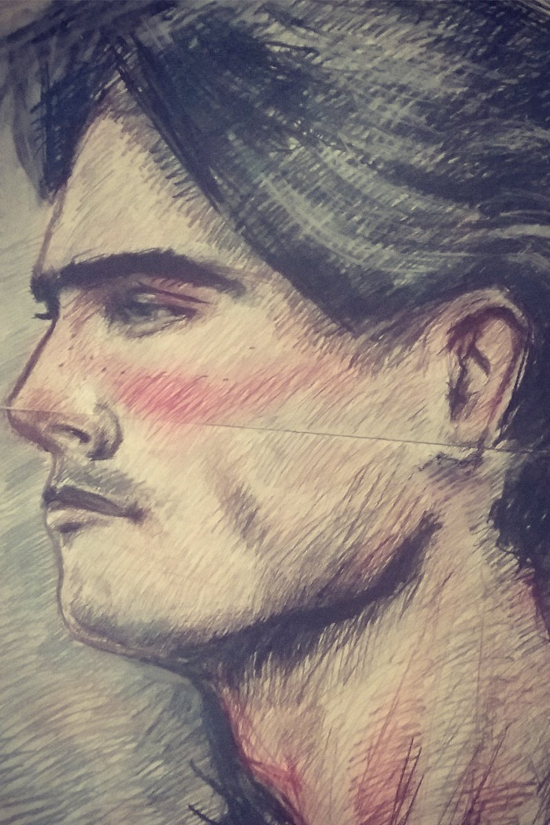 Roberto Di Costanzo giovane ritrattista pittore Life&People Magazine lifeandpeople.it