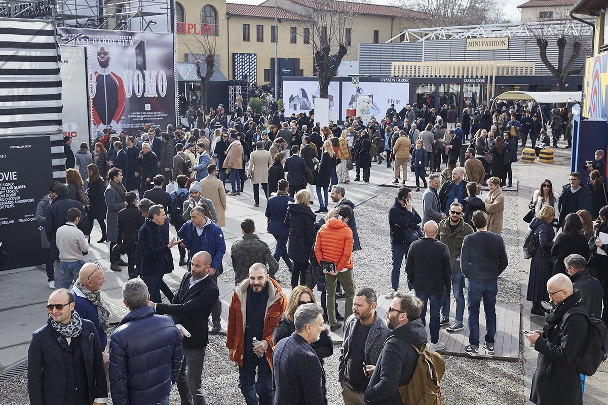 Pitti Uomo 93 Firenze Fortezza da Basso Life&People Magazine lifeandpeople.it