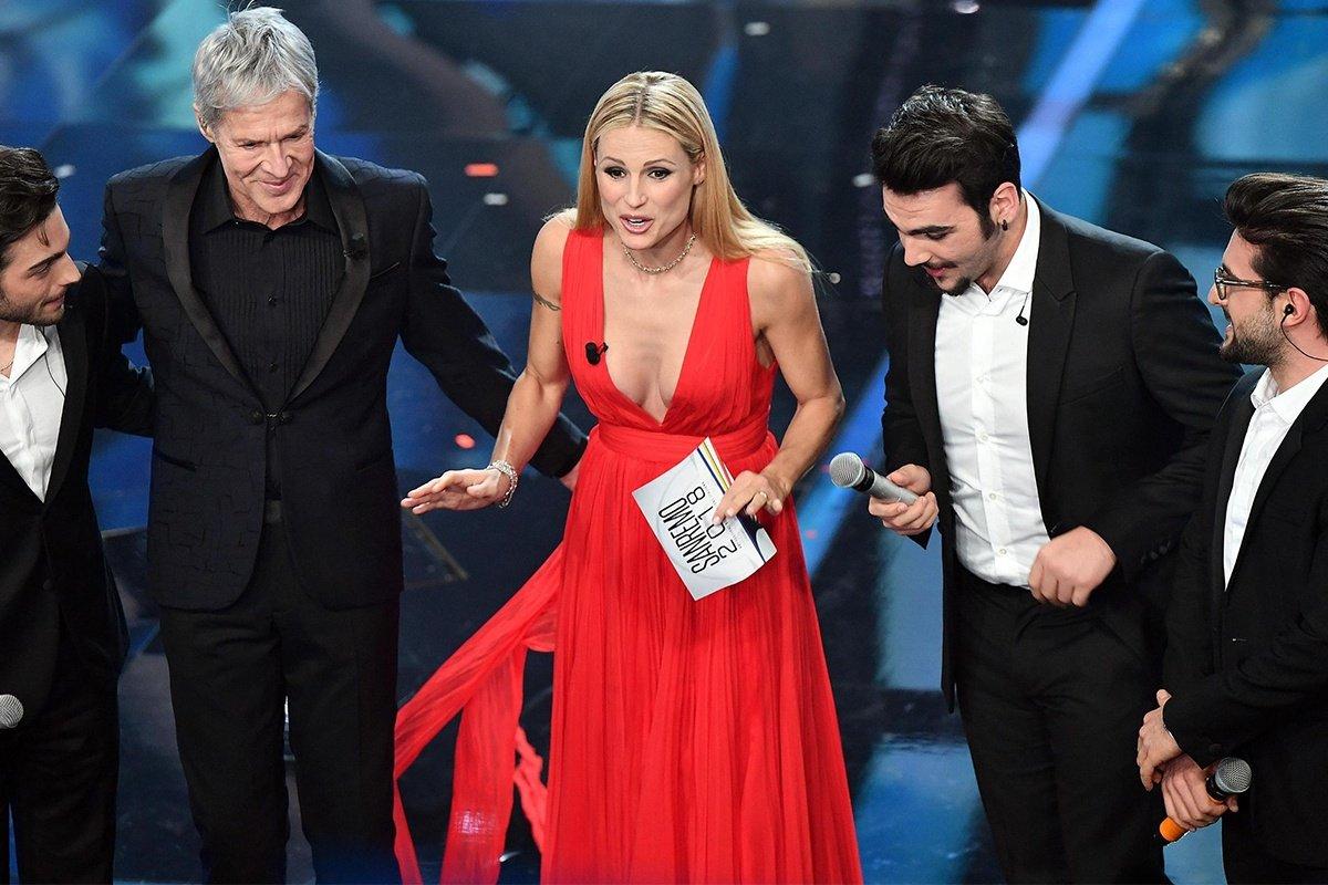 Sanremo 2018, al festival dei record vince la coppia Meta ...