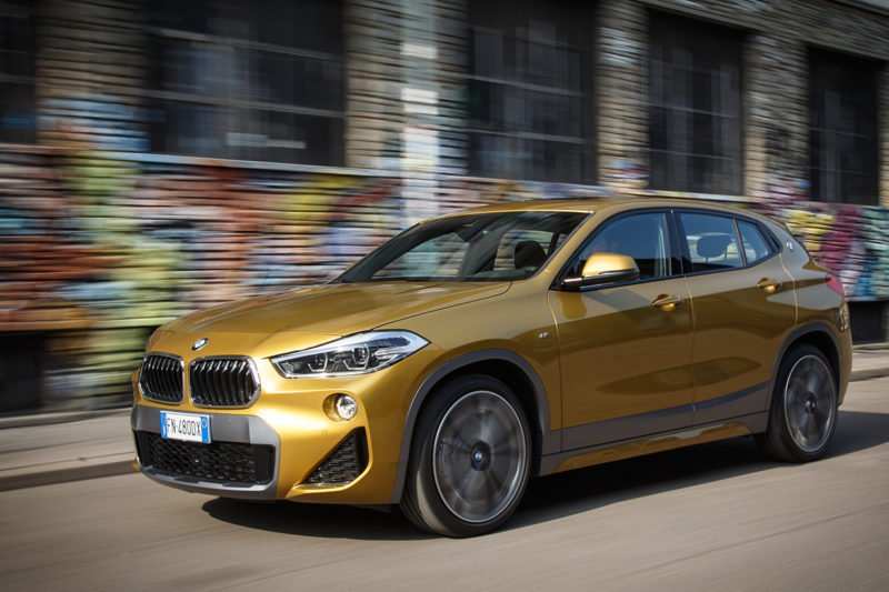 Bmw X2 Life&People Magazine lifeandpeople.it