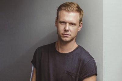 Nameless Music Festival Armin Van Buuren dj