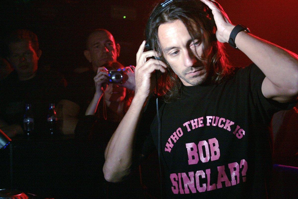 Bob Sinclair dj e produttore discografico francese