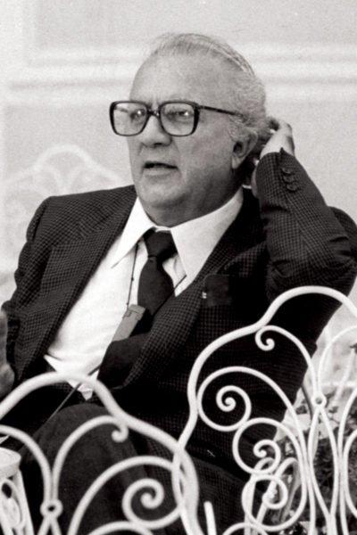 Federico Fellini regista italiano