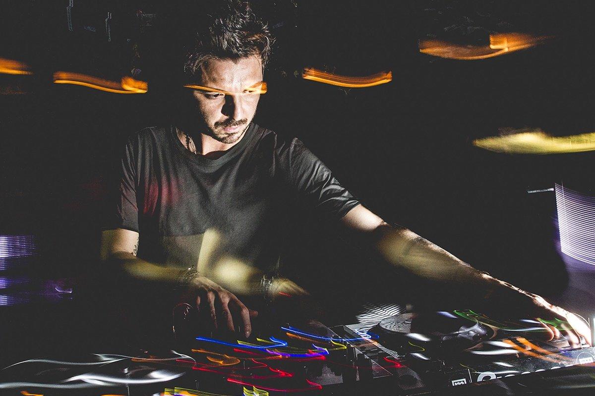 dj Samuele Sartini, tra i dj italiani più affermati nel mondo