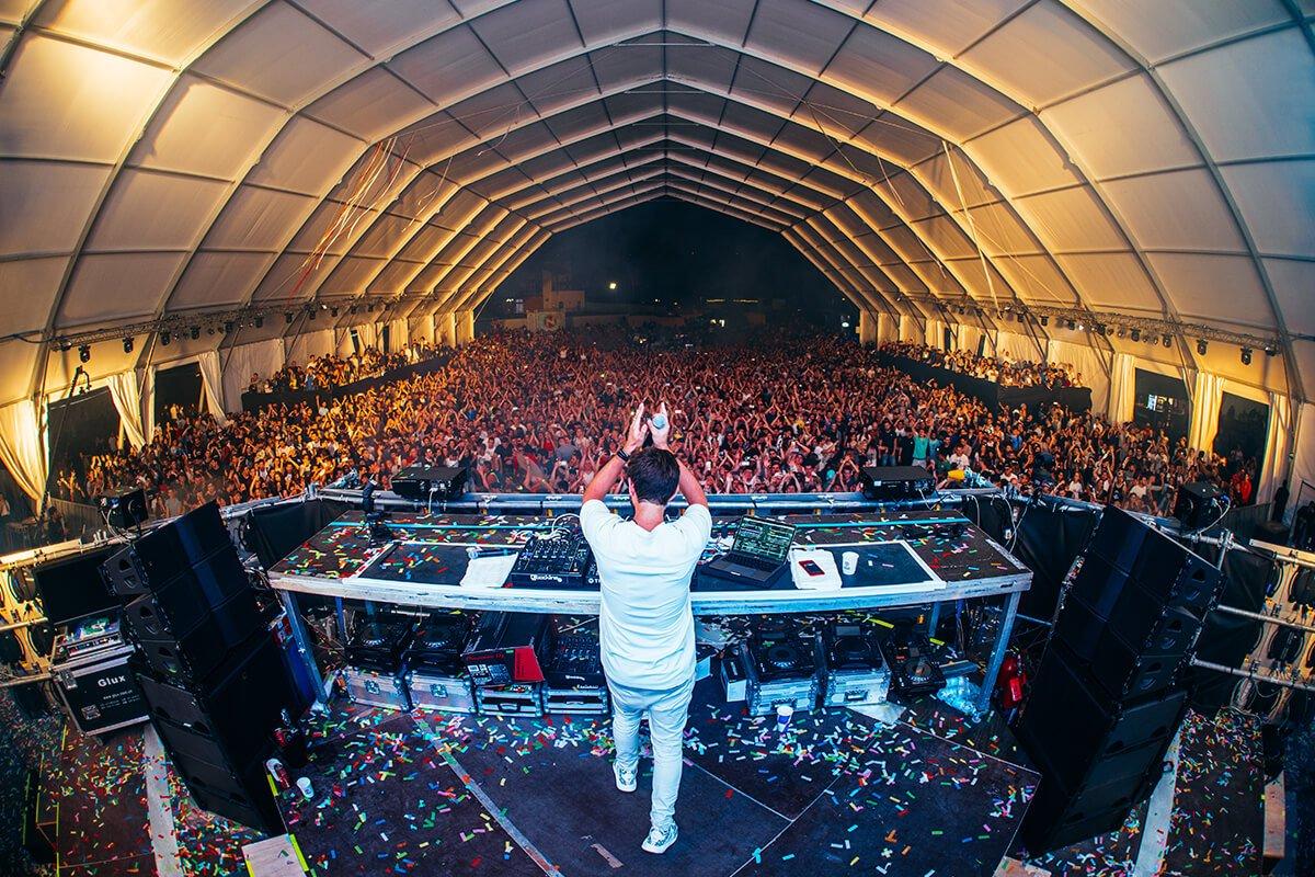 Nameless Music Festival 2018, il festival dance estivo più grande d'Italia