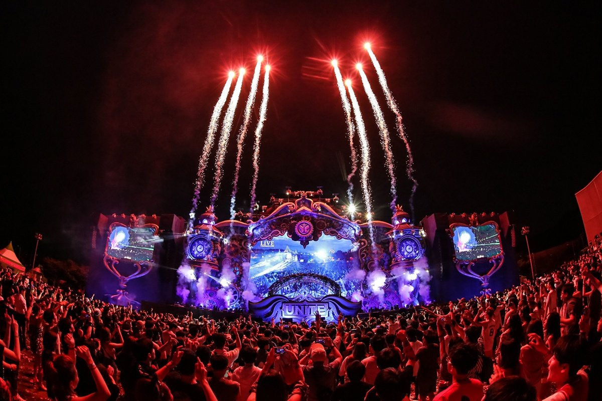 Tomorrowland Festival musica Monza Life&People Magazine lifeandpeople.it
