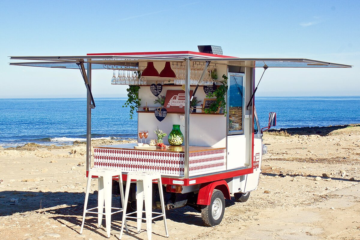 Puglia WalkingWine