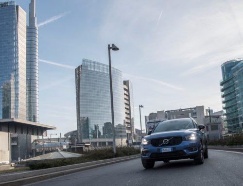 Volvo XC40, il suv del futuro