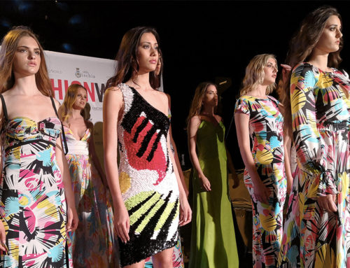 Giovanna Vitacca, l'anima creativa di Ischia Fashion Week
