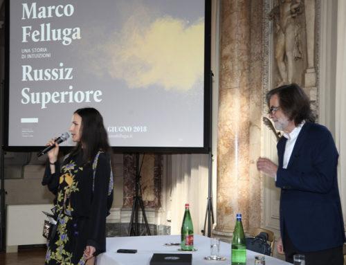 Un libro e un vino per festeggiare i 90 anni di Marco Felluga