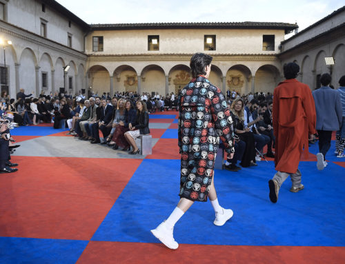 Pitti Immagine all'insegna dell'unconventional luxury by optical power