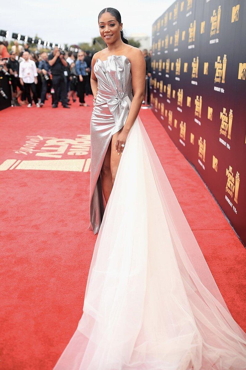 MTV Awards Tiffany Haddish - Life&People Magazine