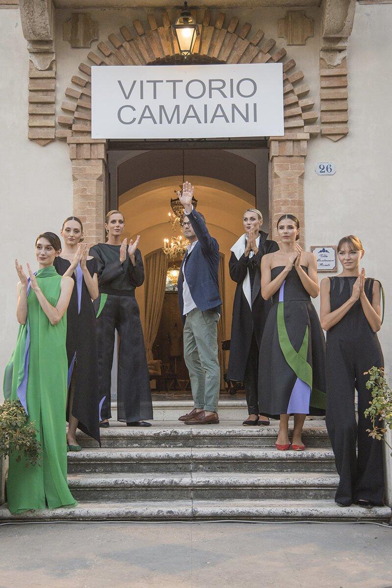 stilista Vittorio Camaiani Filo D'erba a/i 1819 - Life&People Magazine lifeandpeople.it