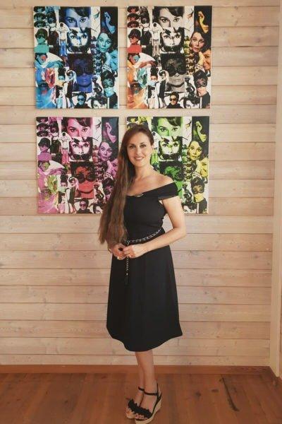 Isabelle Adriani - Life&People Magazine