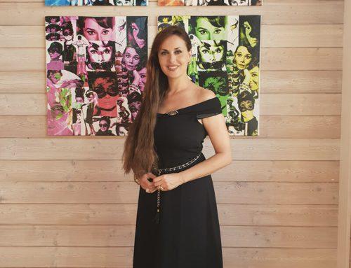 Isabelle Adriani: l'arte, il cinema e la passione