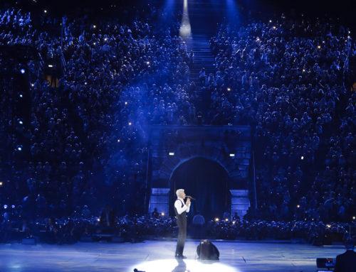 Claudio Baglioni: un concerto che ha emozionato l'Italia