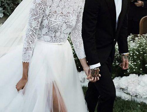 Gli abiti da sposa delle celebrities: i vestiti da fiaba più belli di sempre
