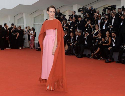 Venezia si tinge di rosso in occasione del Festival del Cinema