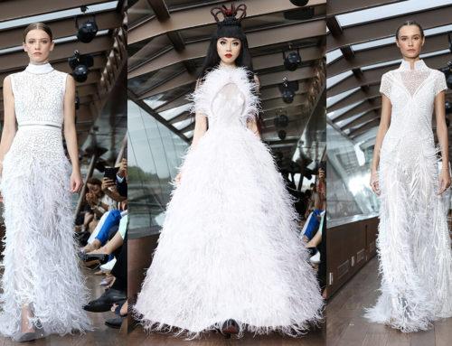 La Regina delle passerelle: l'imprenditrice e modella Jessica Minh Anh