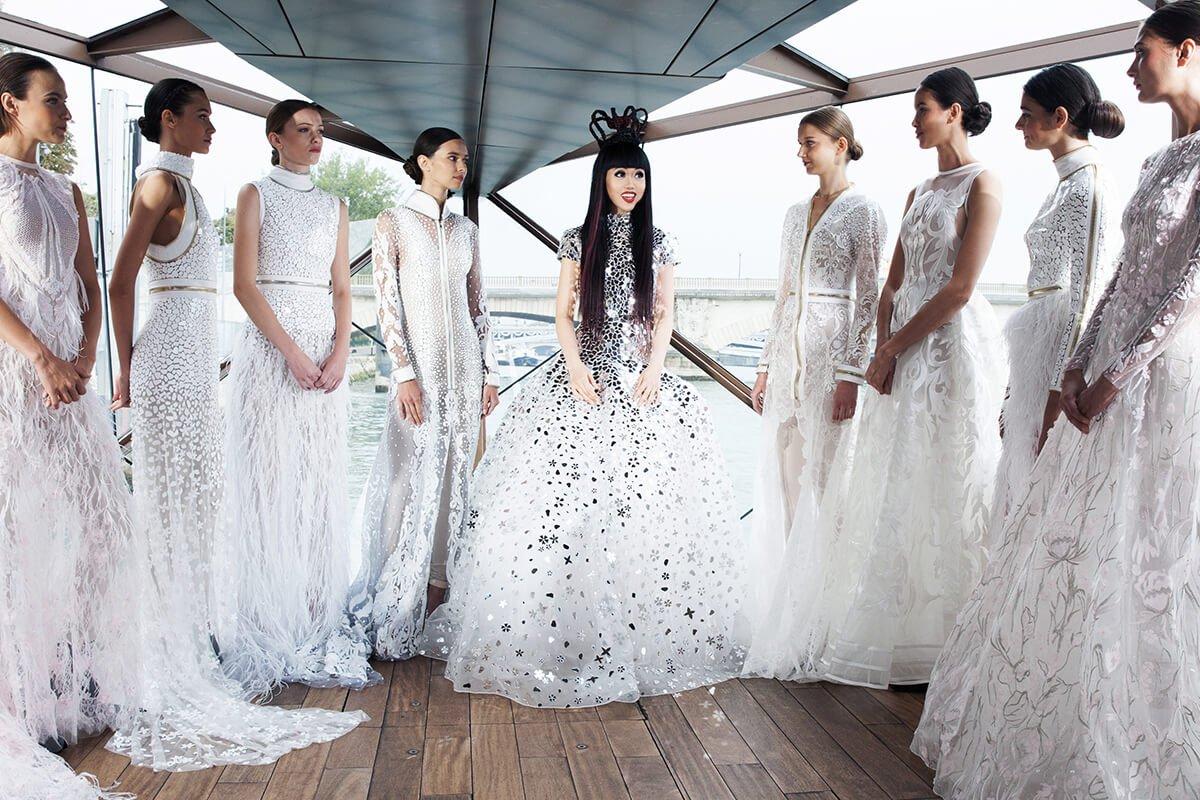 Jessica Minh Anh - Life&People Magazine