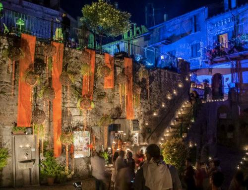 100.000 candele illuminano la notte di Vallerano