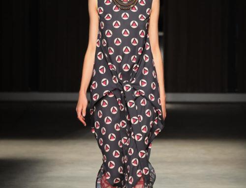 Fresca e dinamica: la nuova femminilità dell'estate 2019 a Milano Moda Donna
