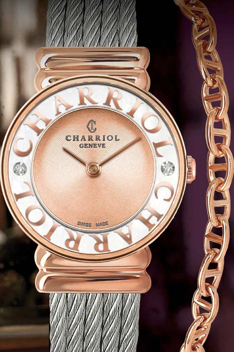 Charriol Svizzera - Life&People Magazine