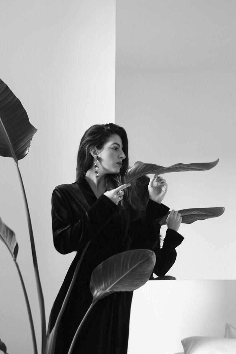 Daniela Cheli fashion designer gioielli, ph. Life&People Magazine