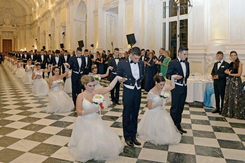 Gran Ballo delle Debuttanti - Venaria Reale - Life&People Magazine lifeandpeople.it