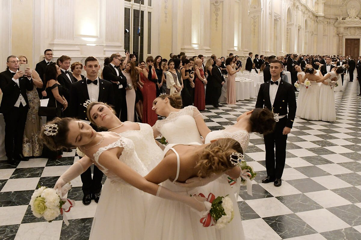 Gran Ballo delle Debuttanti - Venaria Reale - Life&People Magazine lifeandpeople.it