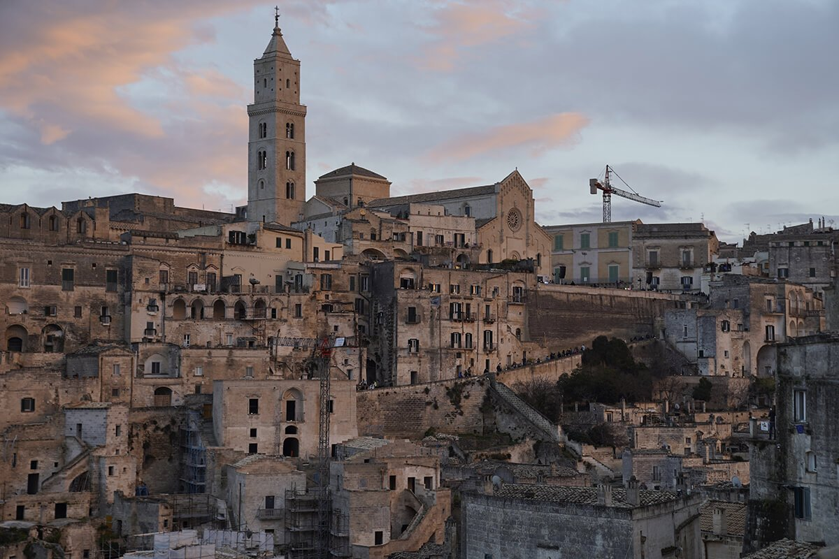 Matera Capitale Europea della Cultura 2019 Life&People Magazine lifeandpeople.it