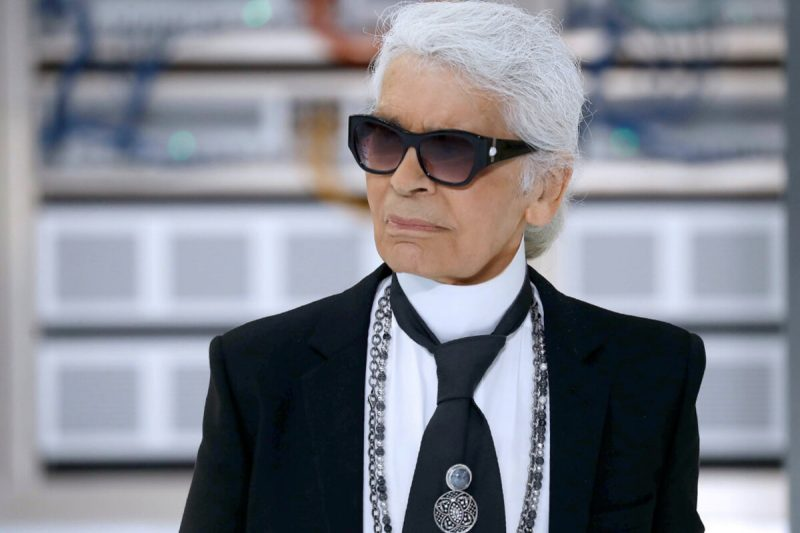 Karl Lagerfeld - Life&People Magazine