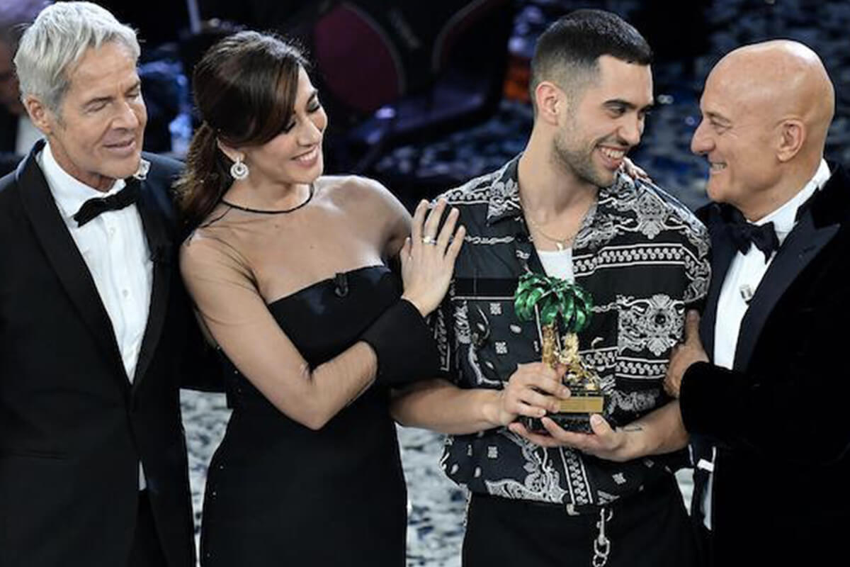Mahmood Sanremo 2019 Life&People Magazine lifeandpeople.it