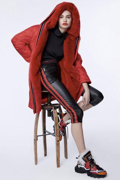 Donna cosmopolita Ermanno Scervino Life&People Magazine
