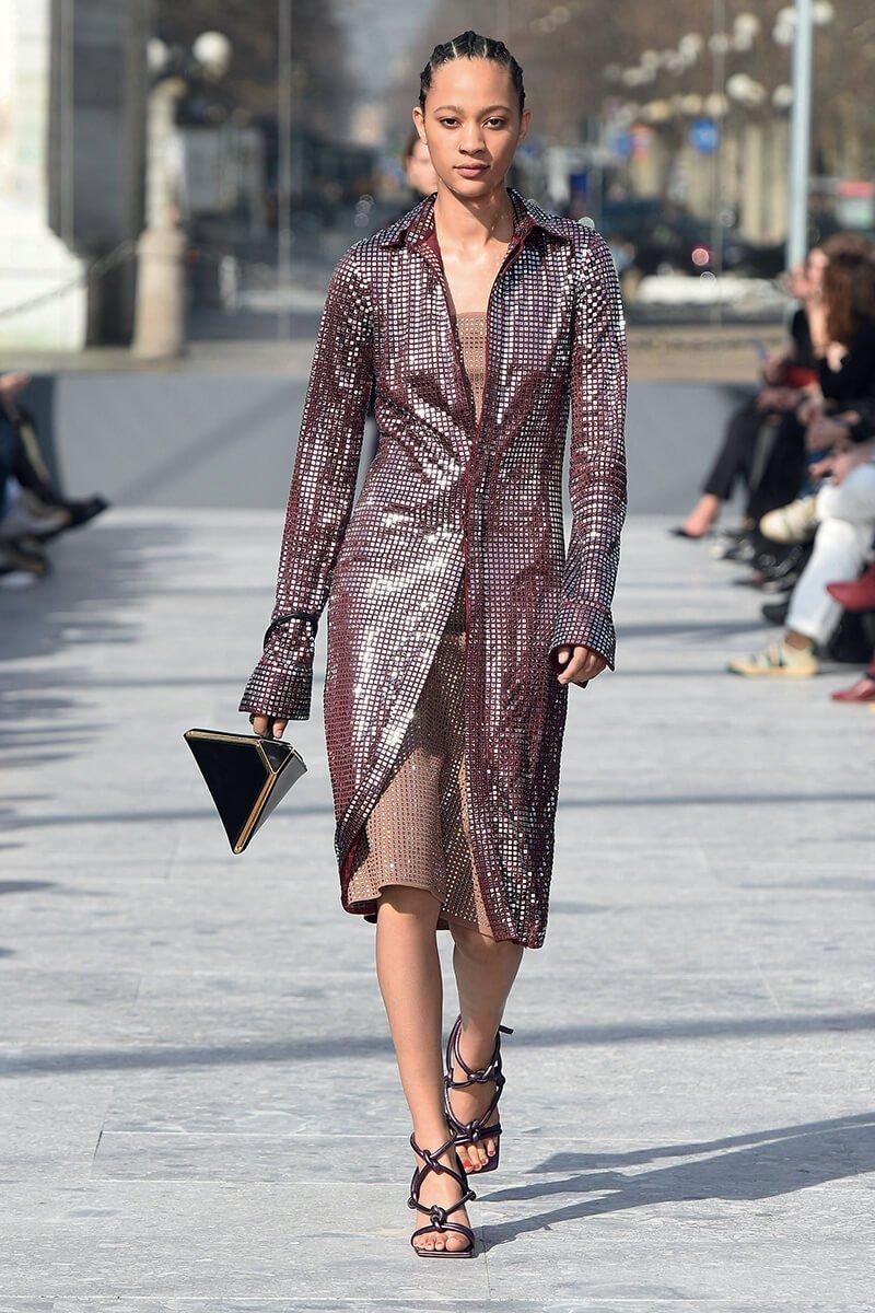 Milano Fashion Week Bottega Veneta - Life&People Magazine