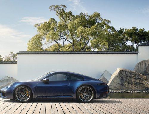 Porsche 911, un'icona senza tempo