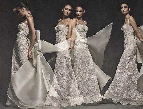 Antonio Riva, la favola del Bridal look che piace ai promessi sposi