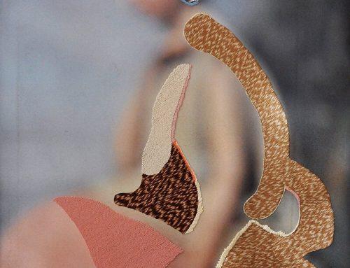 "Il favoloso mondo di Aurélie Mathigot in mostra con ""Frange"""