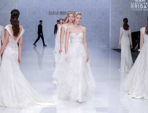 Barcelona Bridal Fashion Week: Pignatelli incanta la fashion week spagnola