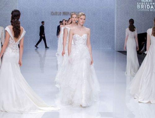 Barcelona Bridal Fashion Week: Pignatelli incanta la fashion week spagnola
