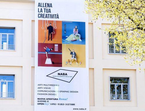 NABA apre a Roma: la nuova Accademia di Belle Arti scommette sulla capitale