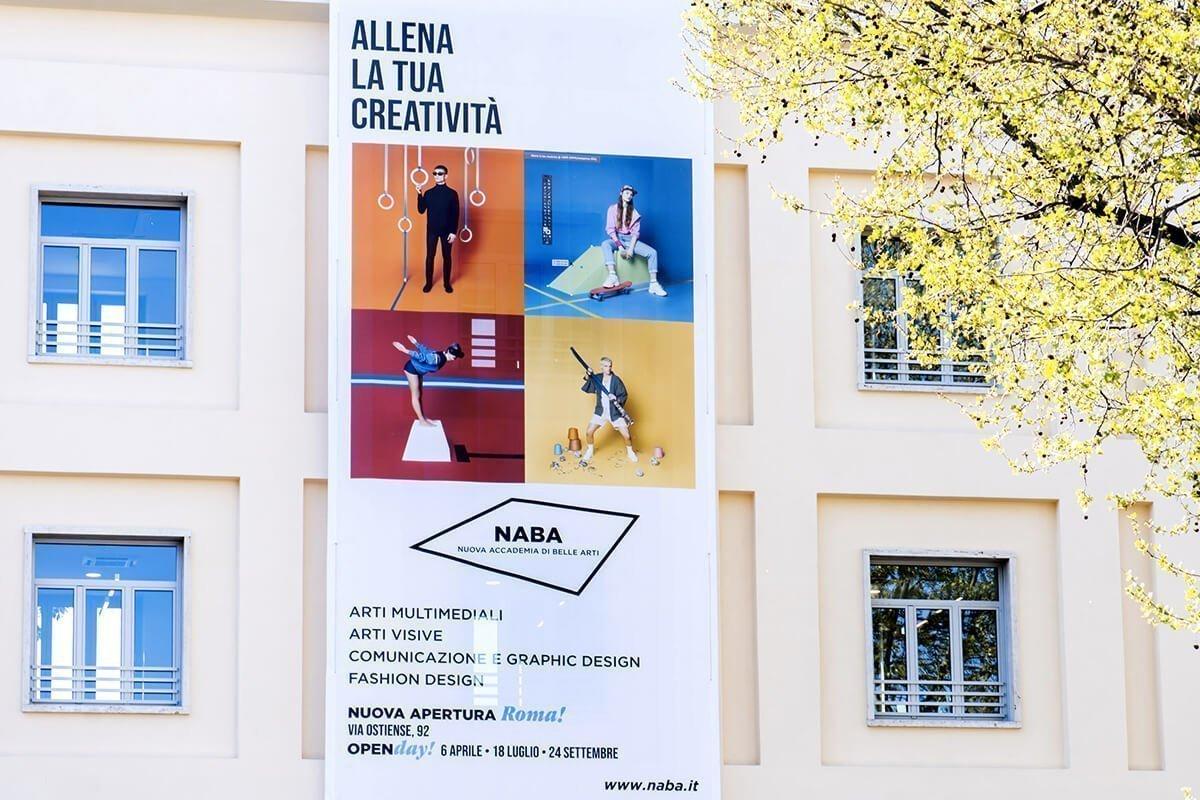 NABA -Nuova Accademia di Belle Arti Life&People Magazine www.lifeandpeople.it