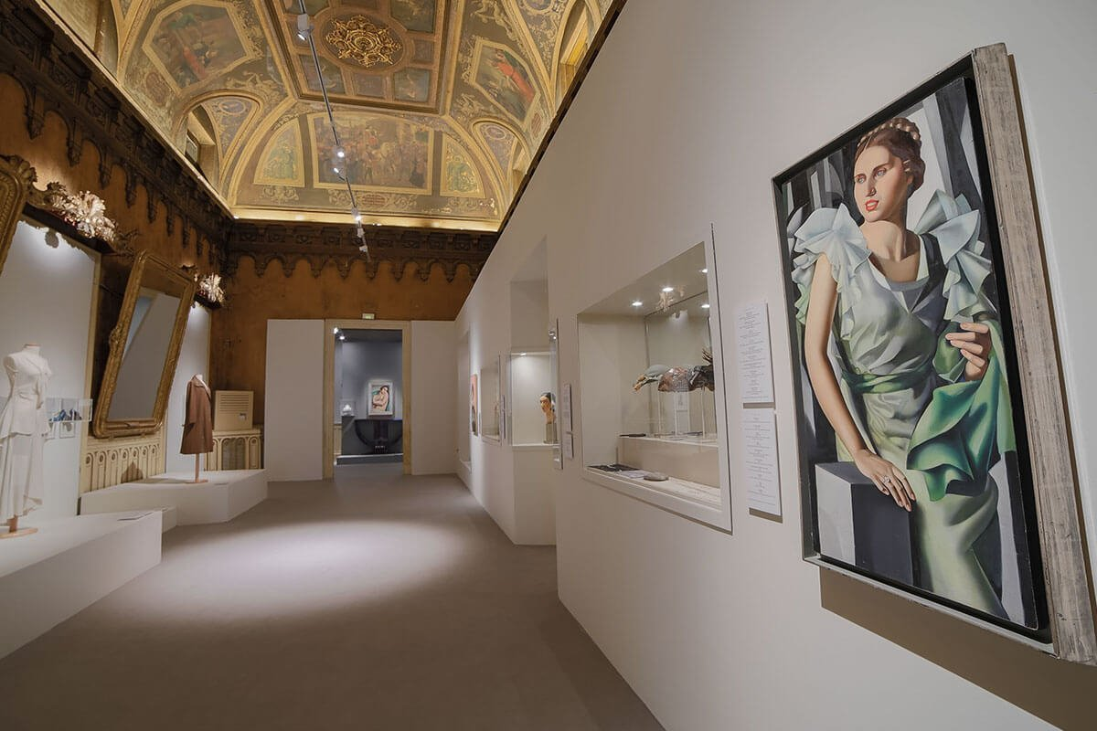 Madrid Mostra-dedicata-a-Tamara-De-Lempicka- Life&People Magazine lifeandpeople.it