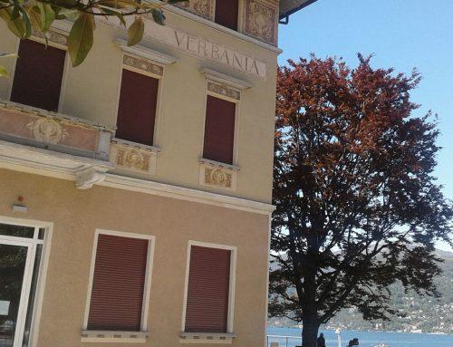 Luino, Lago Maggiore: riapre lo storico Palazzo Verbania