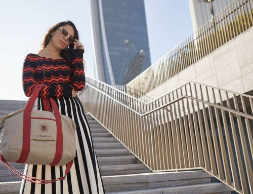Roncato: la prima capsule collection dedicata ad una travel blogger