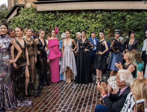 """""""Black & White Dress Cocktail"""": il fashion party di Eleonora Lastrucci"""